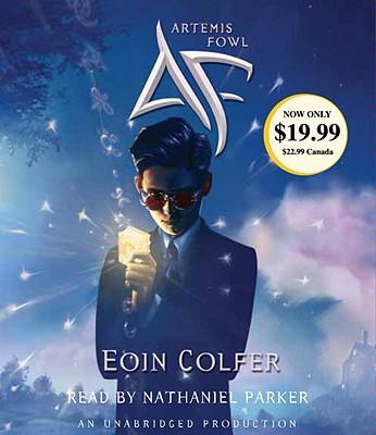 [CD] Artemis Fowl By Colfer, Eoin/ Parker, Nathaniel (NRT)